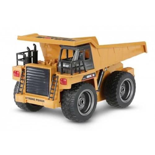 H-Toys Τηλεκατευθυνόμενο Φορτηγό λατομείου 118 6CH 2.4GHz RTR