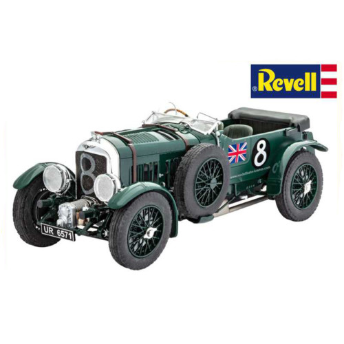 REVELL 125 BENTLEY 4.5L BLOWER (07007)