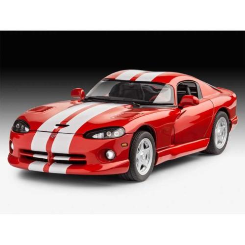 REVELL 125 DODGE VIPER GTS (07040)