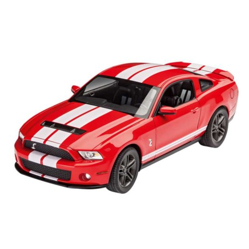 REVELL 125 FORD SHELBY GT500 2010 (07044)
