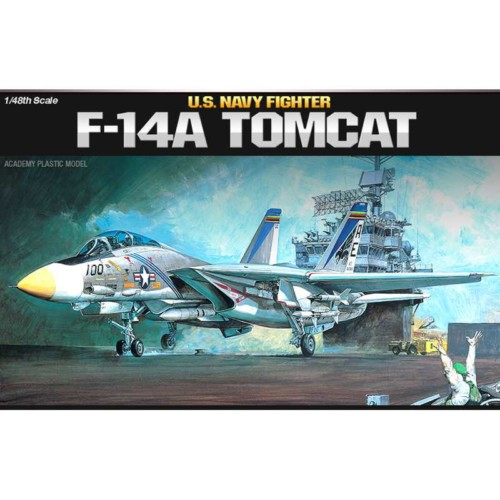 ACADEMY 148 F-14A TOMCAT 12253