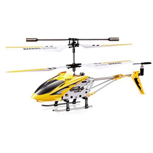 Syma S107G 3CH Τηλεκατευθυνόμενο Ελικόπτερο (Κίτρινο)