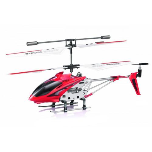 Syma S107G 3CH Τηλεκατευθυνόμενο Ελικόπτερο (Κόκκινο)