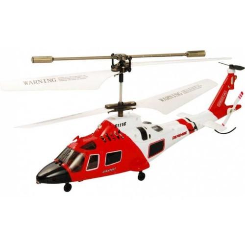 Syma S111G 3CH Helicopter AgustaWestland A109E