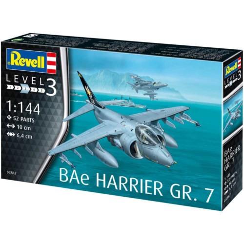 Revell 1144 BAe Harrier GR.7 (03887)