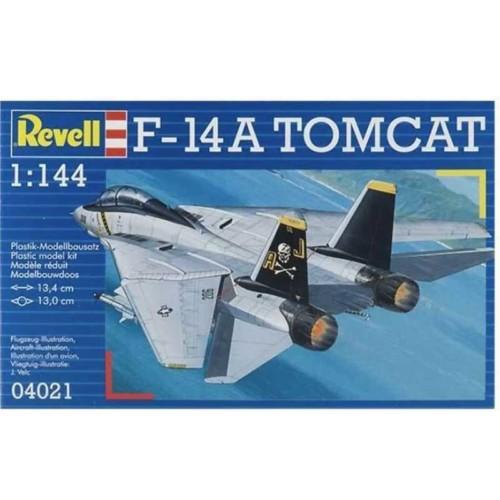 Revell 1144 F-14A Tomcat (04021)