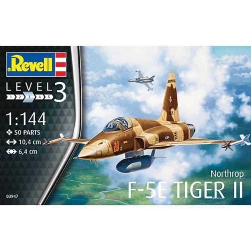 Revell 1144 Northrop F-5E Tiger II (03947)