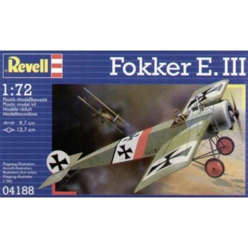Revell 172 Fokker E. III (04188)